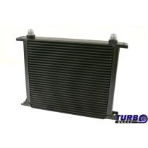 Olajhűtő TurboWorks 30-soros 260x235x50 AN8 Fekete